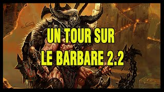 Diablo 3 - Un tour sur le Barbare 2.2 - Hoos Gaming