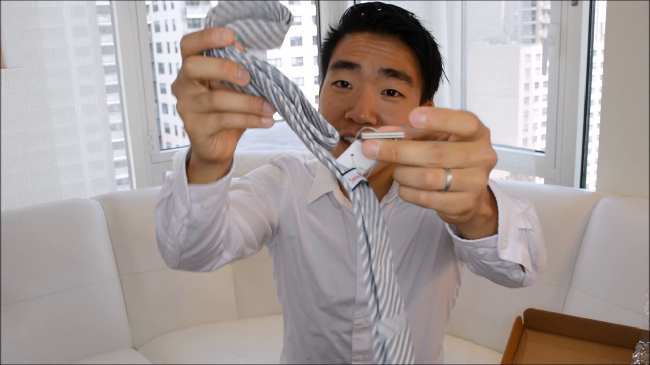 0d2afb3d099d stoopiddeals com Skinny Tie Madness 8 Tie Mystery Box Unboxing and Review