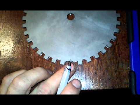 36-1 Trigger Wheel Mount To Ati Damper