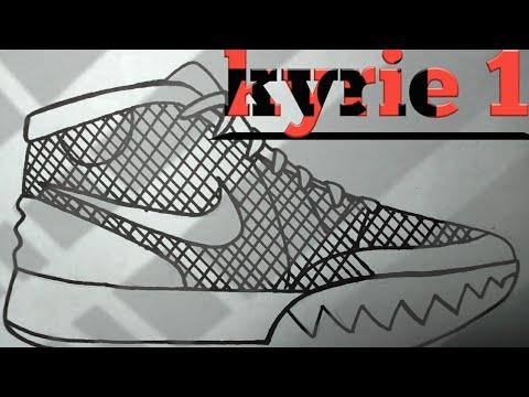 discount kyrie 1 drawing daec3 96f6d 058fb3aaf