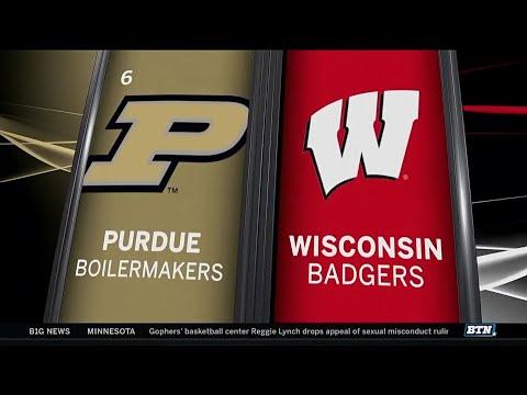 Purdue at Wisconsin - Men