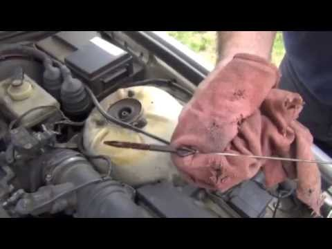 How To Check Your Oil Level On Your BMW And Top Off Your Oil  YouTube
