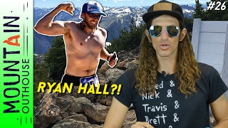 MOUNTAIN OUTHOUSE - Ryan Hall's Last Marathon, Bolt Loses Gold, Leadville Slams Grand Slam