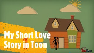 My Short Love Story in Toon (using PowToon Animation) thumbnail