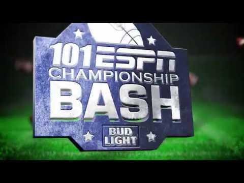 101 ESPN Championship Bash