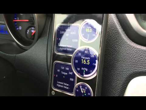 How measure horsepower in real time with the Torque App