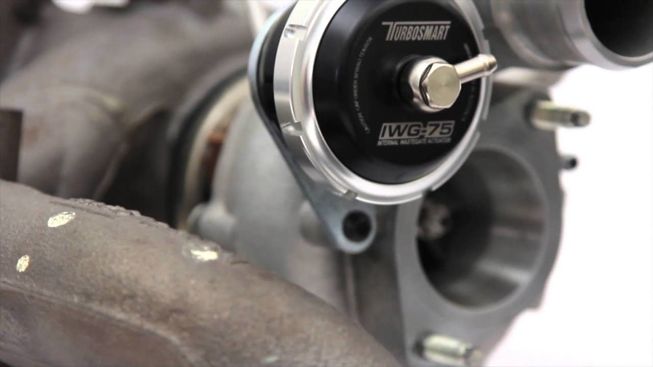 Turbosmart Internal Wastegate for Nissan R35 GT-R