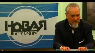 А.Б. Зубов о лекции 22 апреля (АНОНС)