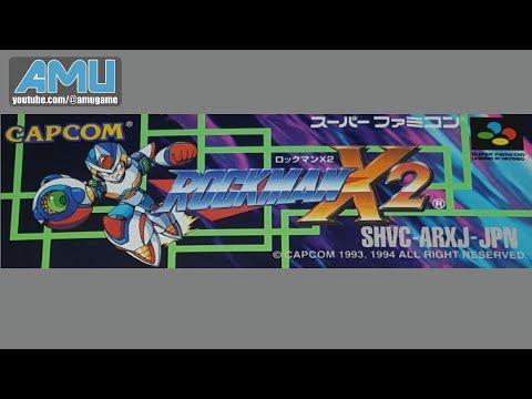 經典遊戲系列 - 洛克人X2 ( SFC/SNES ) - YouTube