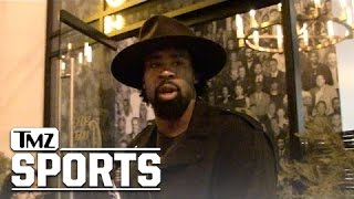 DeAndre Jordan Says He'd Never Underhand Free Throws | TMZ Sports