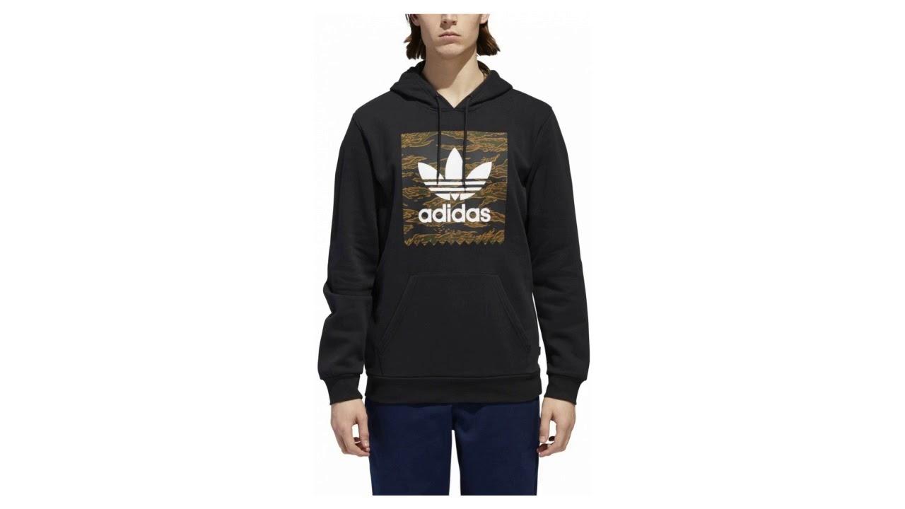 f29de4014 Adidas Camo Bb Hoodie černá - YouTube