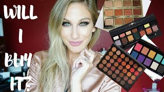 WILL I BUY IT? │ TARTE TOASTED, ABH PRISM, MORPHE 3502 & VIOLET VOSS