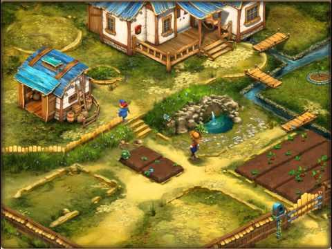 Прохождение игры Дивное ранчо 1 серия