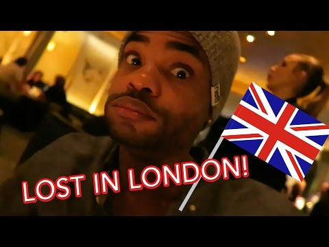LOST IN LONDON!!!!