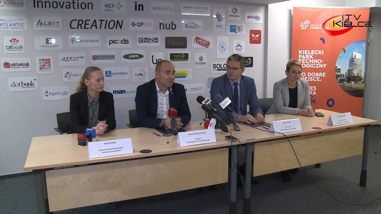 Inwestycja KPT z dofinansowaniem z RPO WŚ – ITV Kielce