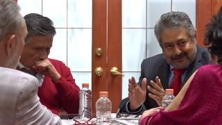 Reporte 10 Prensa manipula; equipo de AMLO no aclara . Invitado Manuel Solares.