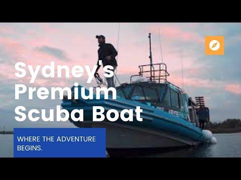 Sydney Boat Dive Schedule