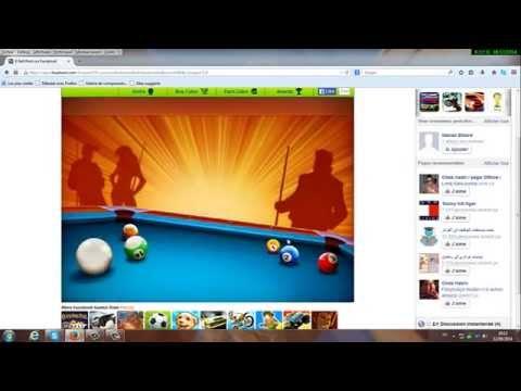 كيفية تهكير النقود في لعبة 8ball pool  ببرنامج  Cheat Engine