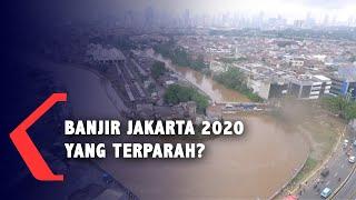 Banjir Jakarta 2020 adalah yang Terparah?