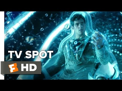 Max Steel TV SPOT  Signs 2016  Ben Winchell Movie