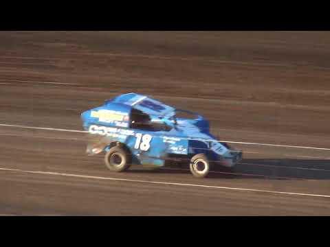 Night 2 Fall Extravaganza 2017 Micro Mod Heat Lee County Speedway 10/8/17