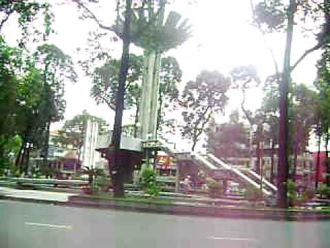 Hồ con rùa- Sài Gòn.