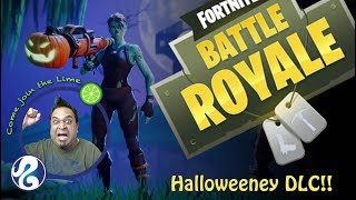 Jump from the bus and I hold on tight as I glide and try to last another fortnite!