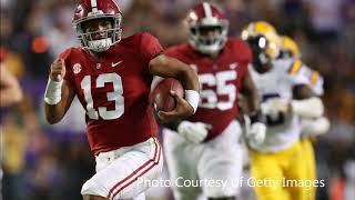 Scouting Expert Chris Landry on Tua Tagovailoa Exceeding Expectation and Previews Alabama/Miss State