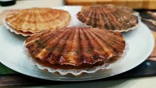 Салат из кальмаров, гребешка и мидий рецепт. На праздничный стол. Съедят всё!