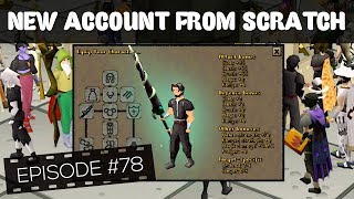 OSRS - New Account from Scratch | Dragon Hunter Lance OP!