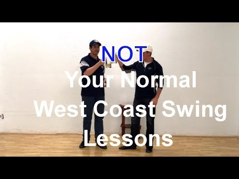 West Coast Swing Lessons Online (Simple and Fun)Patterns and Tips