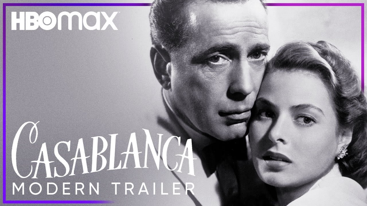 Compare the Original Trailers of Classic Films with Their Modern Updates: Casablanca, Dog Day Afternoon & The Exorcist