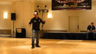 Right About Now Line Dance by Will Craig Demo @ Big Bang 2016