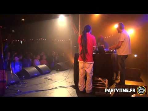 MUNGO'S HIFI feat YT & Solo Banton - Replay HD - PARIS at Cabaret Sauvage By PartyTime.fr