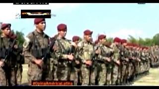 18% de Peruanos No Quieren que Existan Fuerzas Armadas en el Perú