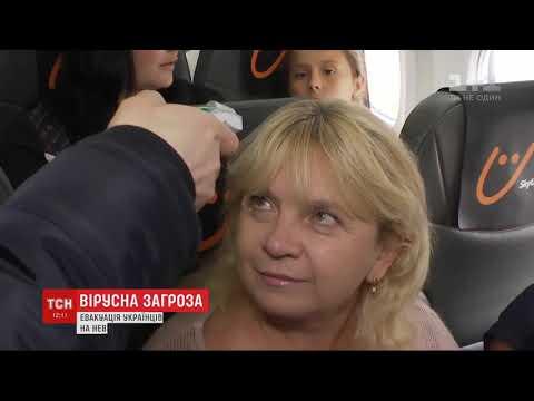 Евакуацію українців із охопленого коронавірусом Китаю відмінили