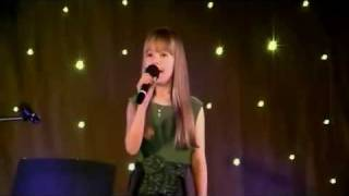 Connie Talbot - Footprints in the Sand : Best Live Performance, Oct 2010 - Stereo