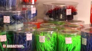 Искусственные растения для аквариума. Аквариумистика. Зоотовары