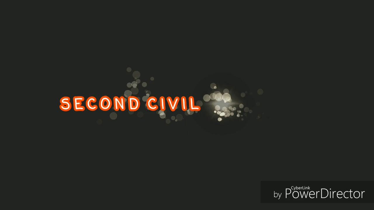 Download SECOND CIVIL - DAN BILA (Lirik)