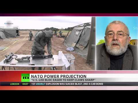 NATO power projection