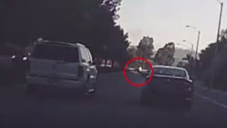 Road Rage Shooting CAUGHT ON TAPE