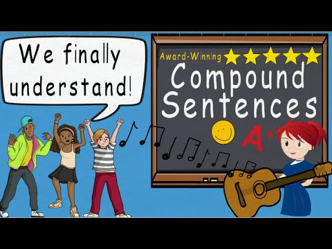 Compound Sentences by Melissa