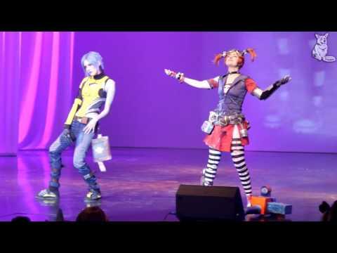 Anime Factor 2016 / Borderlands 2 / Mad Moxxi, Lilith, Gaige, Tiny Tina, Handsome Jack, Maya