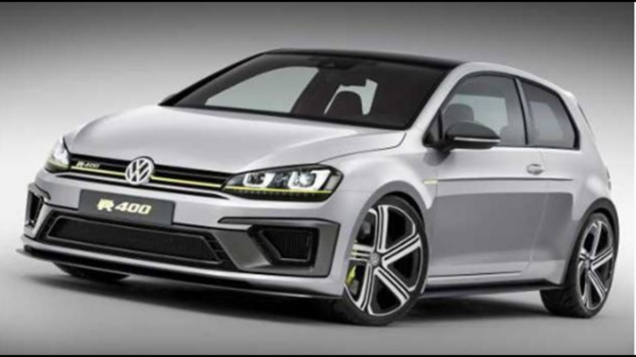 2017 Volkswagen Golf R 400 Redesign Release And Changes Concept Specs