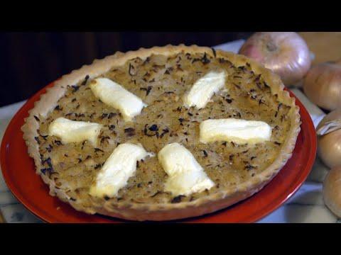 la-traditionnelle-et-gourmande-tarte-à-l'oignon---météo-à-la-carte