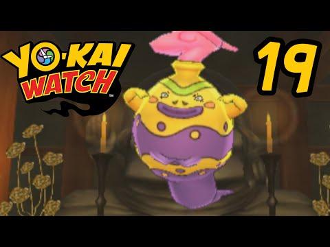 Yo-Kai Watch Episode 19 - Yo-Kai Fusion! It's Fusion Time!