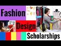 Fashion Design Scholarships