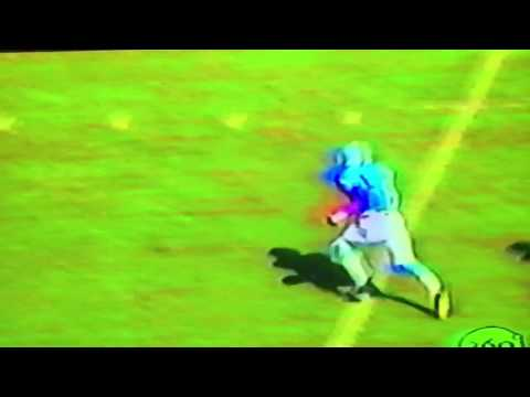 Carlos Frank The Citadel Punt Return versus Wofford College Kick Return Highlights Football