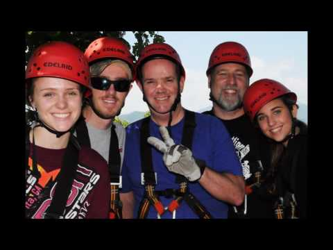 Whitewater Rafting And Ziplining In Asheville, NC - Summer Fun 2016