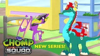 ¡Series Nuevas! - Chomp Squad España -
